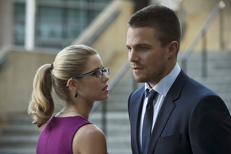 Arrow - Episode 3.01 - The Calm - Full Set of Promotional Photos