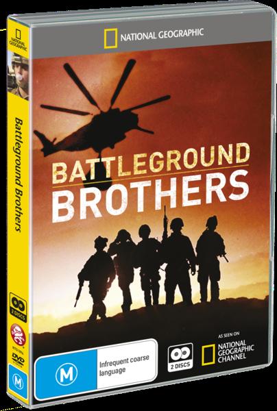 7GB|NATGEO|Hermanos en Batalla|HD 720p|5-5|Mega|Taykun7000