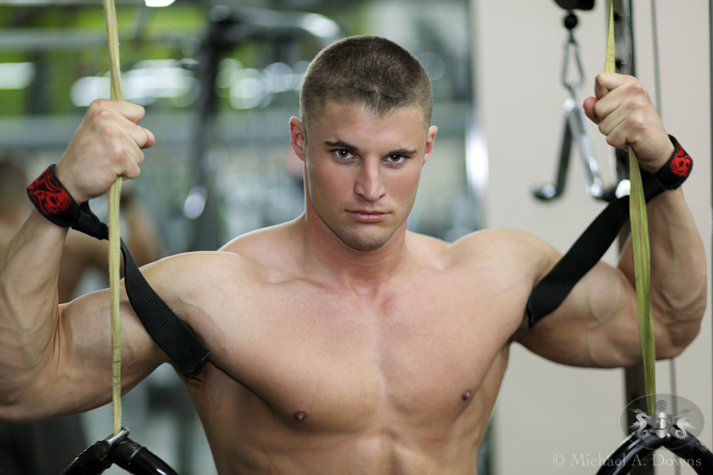 Fashion Health Fitness: Picture About Male Model FACE from AAG