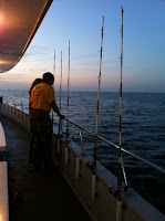Sunset on Fishing Trip