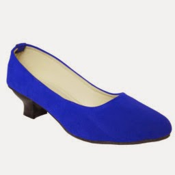 Buy Azores Blue Heels for Rs.110 at eBay: Buytoearn