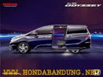 Interior Mobil All New Honda Odyssey