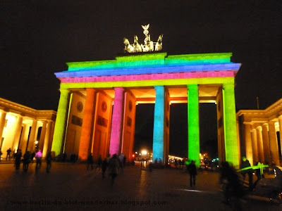 festival of lights, berlin, illumination, 2012, Brandenburger tor