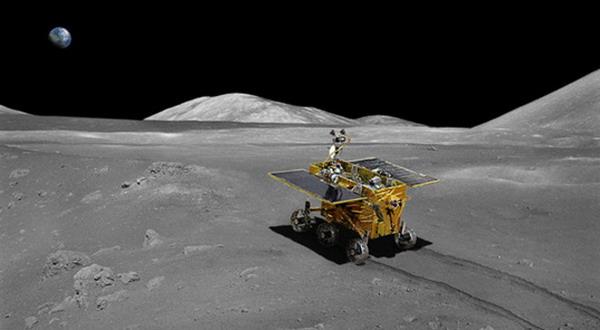 Desember Ini Robot Penjelajah China di Bulan