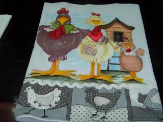 pintura em tecido, artesanato