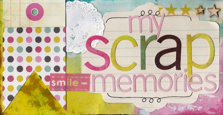 my scrap memories