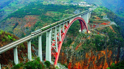 Beipanjiang River Bridge 2003