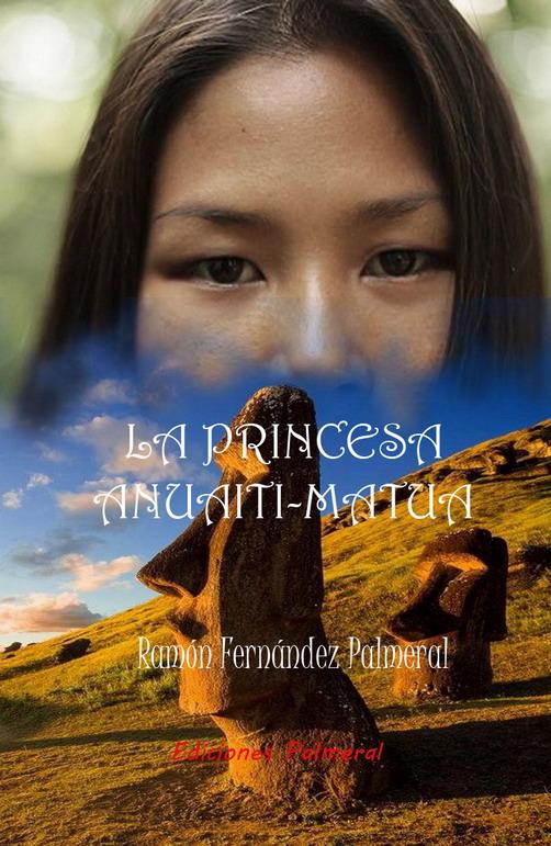 La princesa Anuaiti-Matua. Venta en Amazon