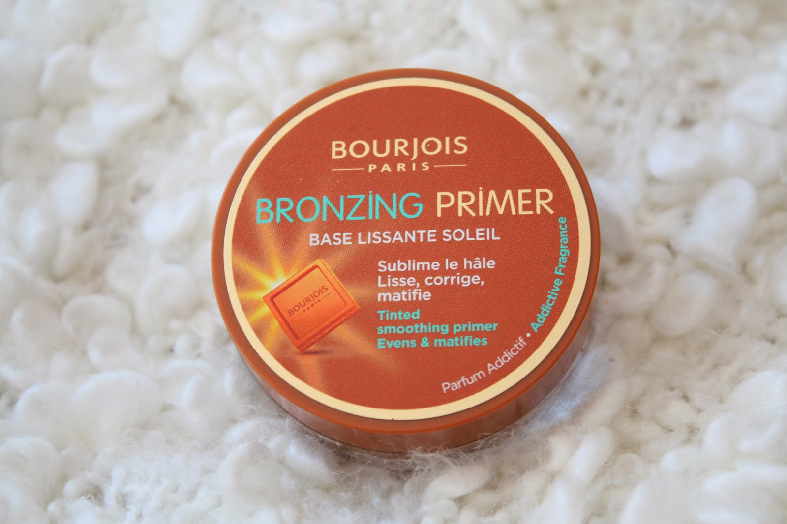 Bourjois Bronzing Primer packaging