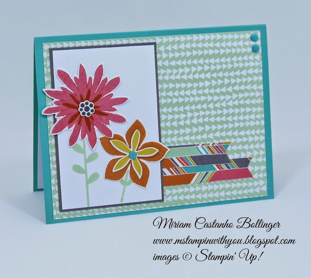 DSC 094, Miriam Castanho Bollinger, #mstampinwithyou, stampin up, demonstrator, dsc, flower patch, confetti celebration dsp, flower fair, su