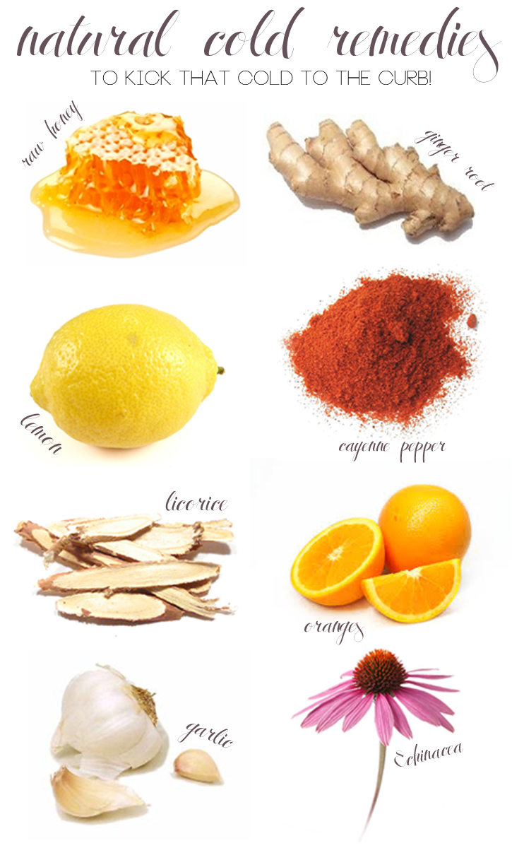 Foods Best For Colds