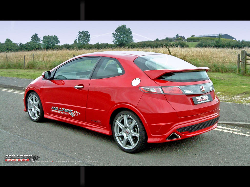Cars Wallpaper Honda Civic Sport