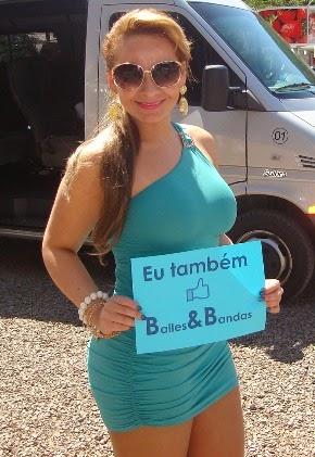 Aninha Soares, ligadinha no B&B!