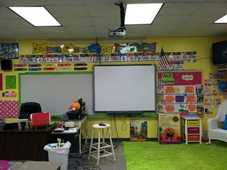 Throwback Thursday Classroom Design From 2011 Life In First Grade