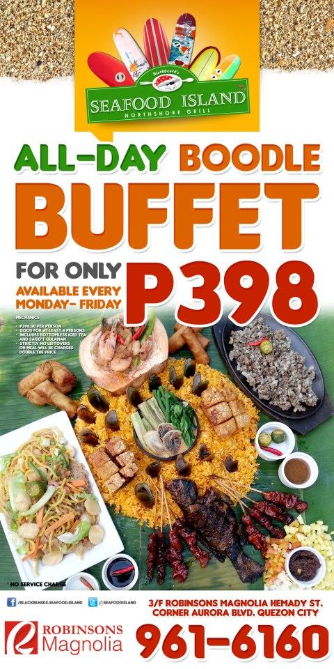 Top Island Seafood Restaurant