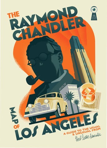 New Raymond Chandler map