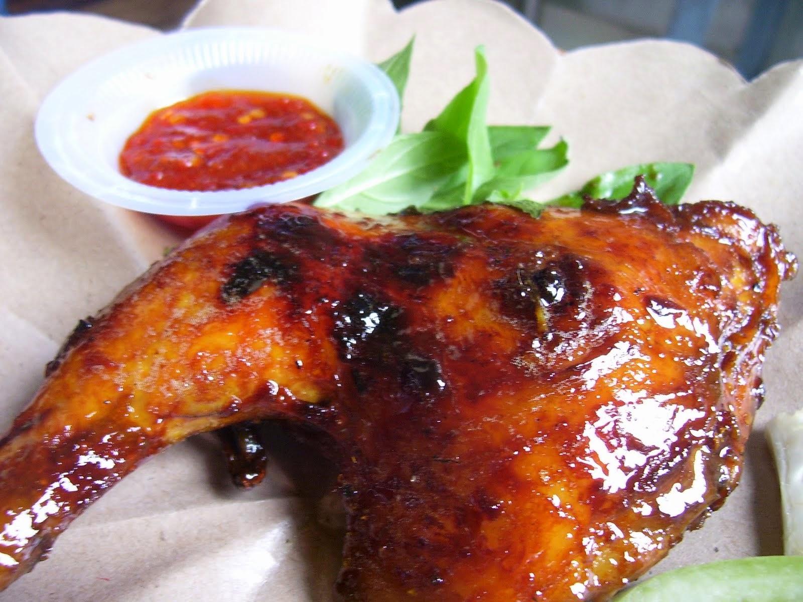 resep masakan ayam bakar kecap lezat   informasi terbaru