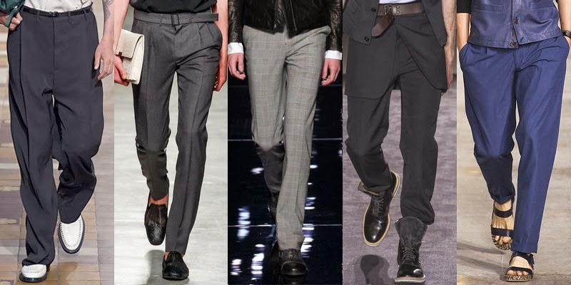 Men's Pants Fashion Trends For 2014