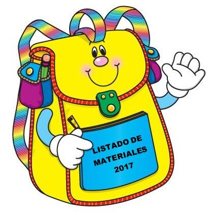 DESCARGAR LISTADO DE MATERIALES 2017