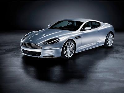 Aston Martin DBS Standard Resolution Wallpaper 2