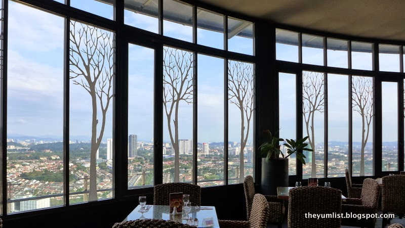 Signature, Bar, Restaurant, Lounge, The Roof, damansara