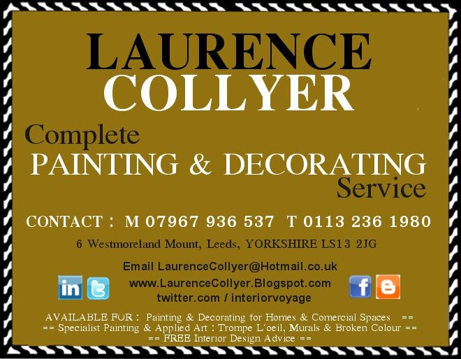 Request a quote for the painting and decorating service or commission a design project