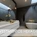 Revestimentos hexagonais ou colmeias- super tendência! Veja info e ambientes inspiradores!