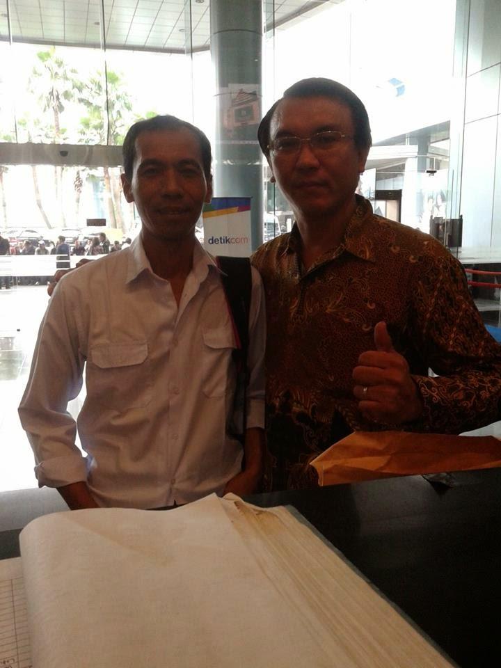 Mirip Jokowi - Ahok