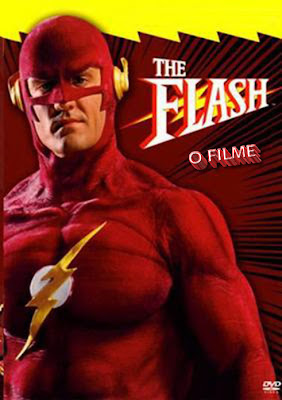 Filme Poster The Flash - O Filme DVDRip XviD & RMVB Dublado