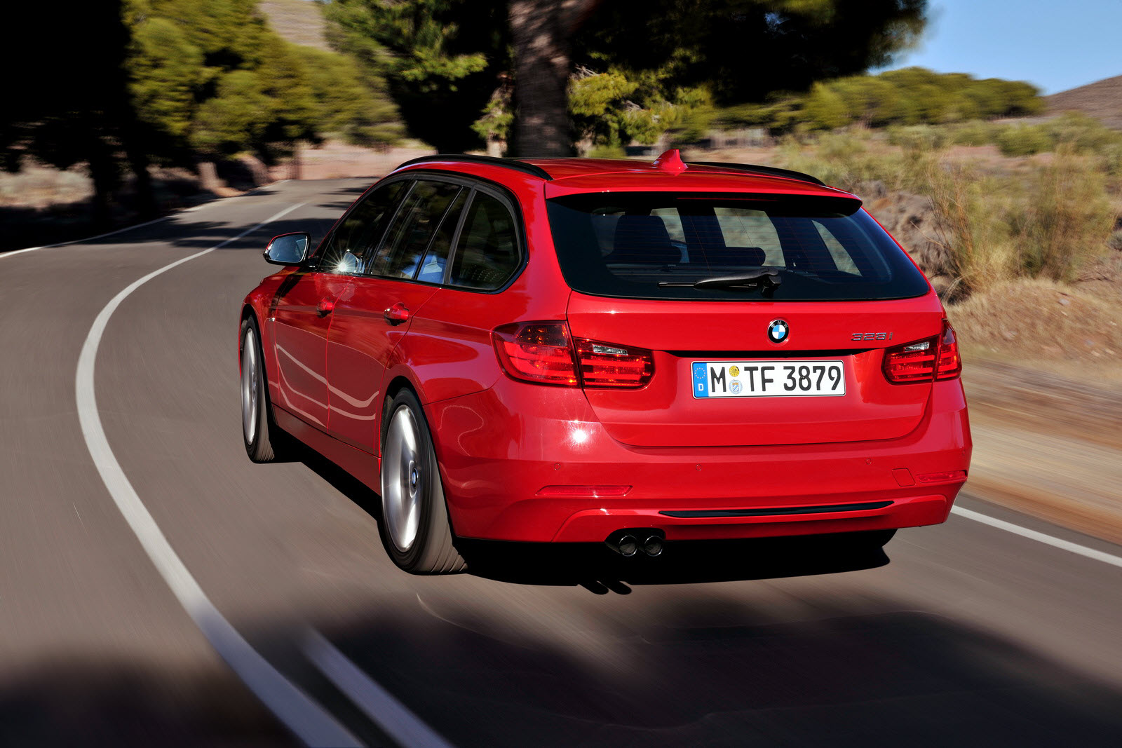 The new BMW 3 Series Touring   Auto Car   Best Car News and Reviews
