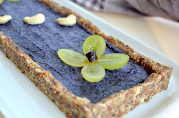 Crostata Sunsweet Raw - crudista -
