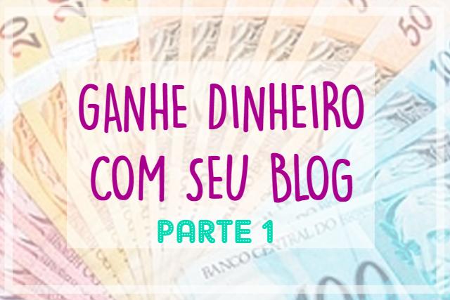 GANHEI DINHEIRO COM BLOG/SITE EGRANA