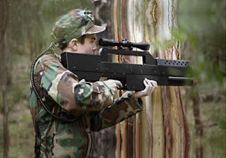 Aumenta la vendita di armi Softair e marcatori Paintball