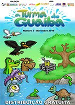 A Turma do Guaíba - Número 3