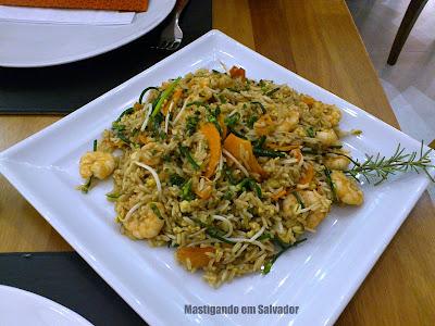 Tokai Gourmet: Arroz Thai