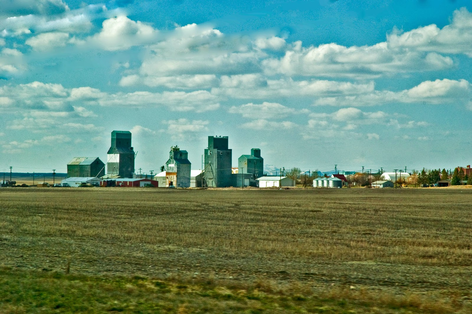 Montana prairie county mildred - Joplin Montana From Us Highway 2