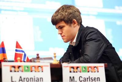 Le champion norvégien Magnus Carlsen a pulvérisé le record Elo de Kasparov © site officiel
