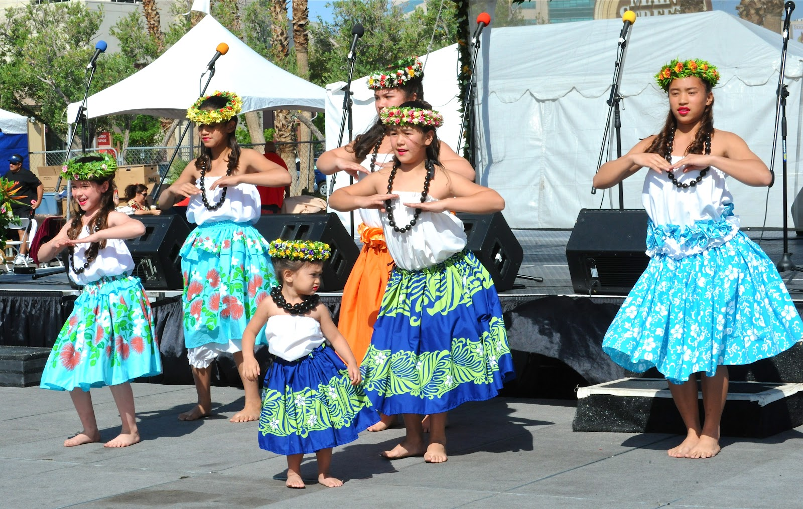 Hawaiilocalnews 15th annual lei day las for Arts and crafts las vegas