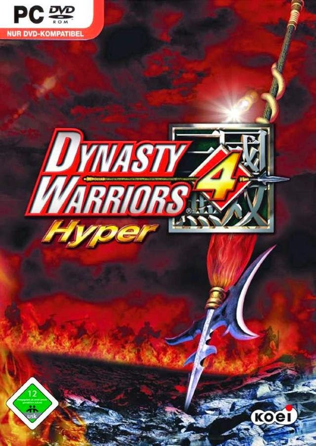 Dynasty Warriors 4 Hyper PC Game