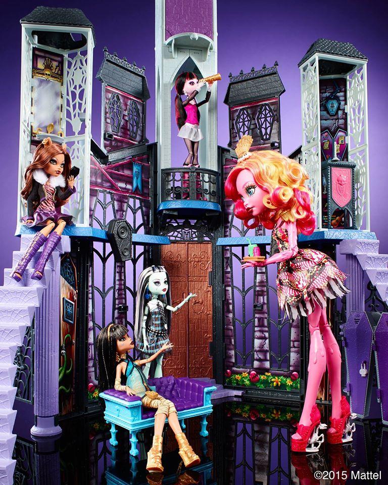 Monstruo perfectamente imperfectos primeras im genes promocionales de la nueva - Casa de monster high ...