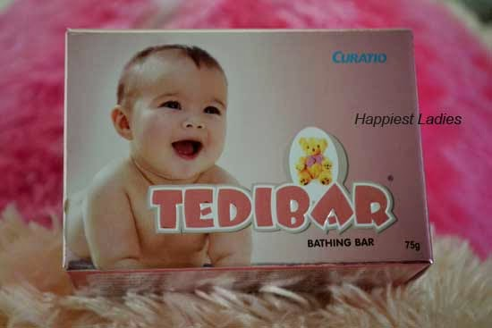 Curatio Tedibar Baby Soap