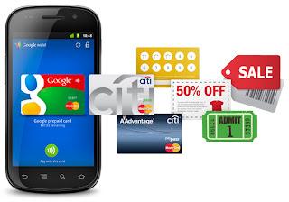 Google compensa a cada usuario de Google Wallet con 5 dólares