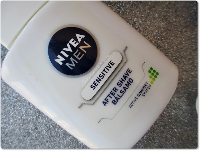 After Shave Bálsamo Sensitive de Nivea Men