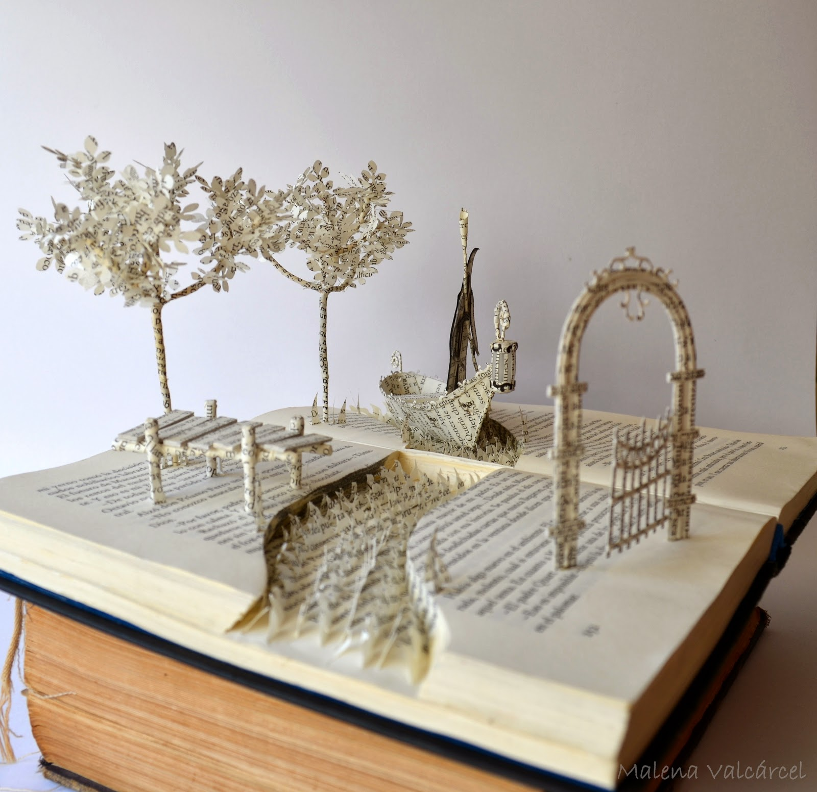 Book-Sculpture