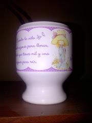 Mate personalizado de cerámica