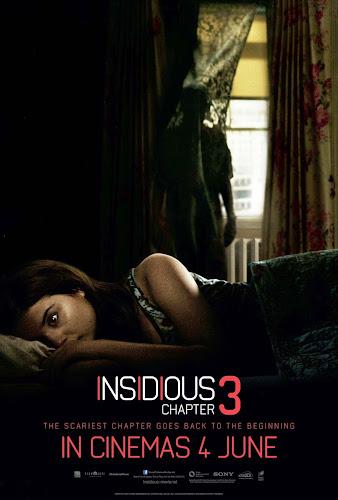 ตัวอย่างหนังใหม่ - Insidious: Chapter 3 (วิญญาณตามติด 3) ซับไทย poster 3