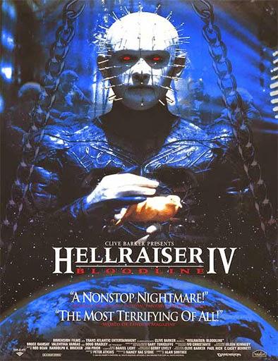 Ver Hellraiser 4: Bloodline (1996) Online