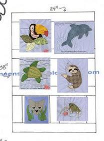 BOM 2010 Fauna Tropical