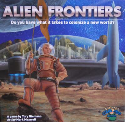 Metody Marnowania Czasu (98): Pierwsze wrażenia: Alien Frontiers