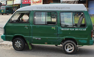 Angkutan Umum Jayapura